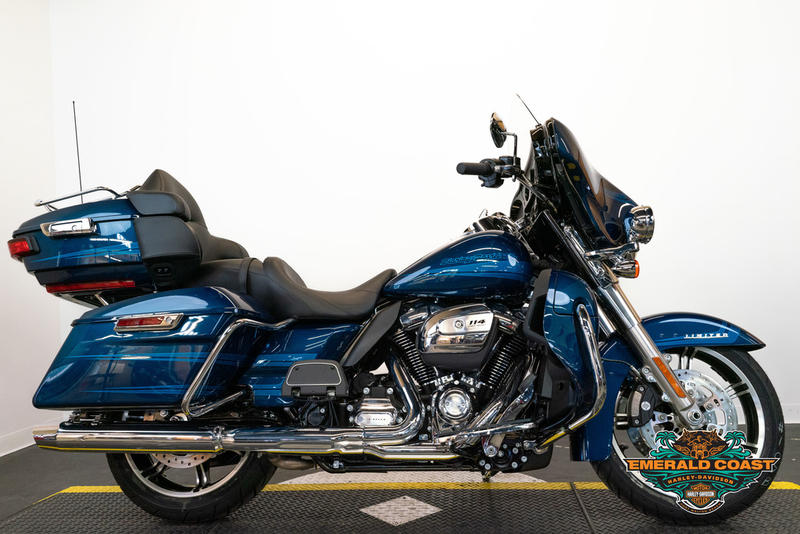 New 2020 Harley-Davidson Ultra Limited FLHTK