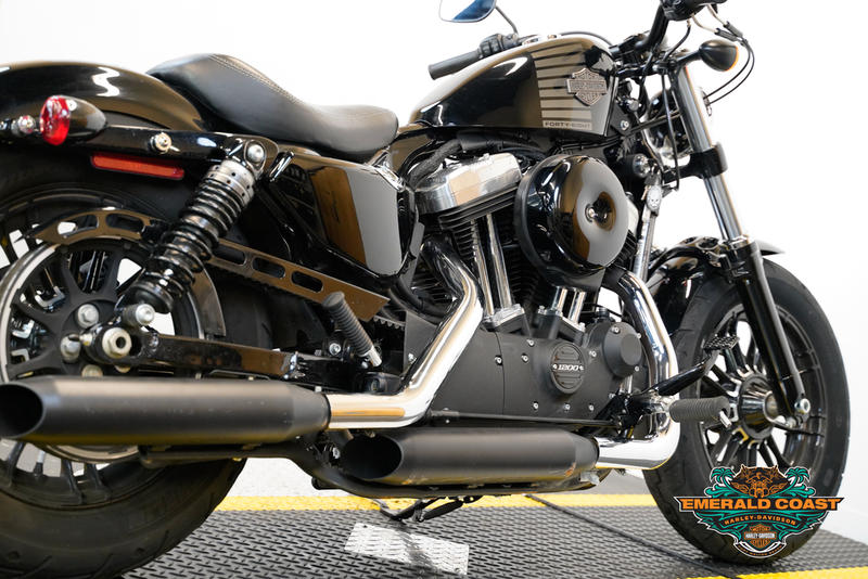 Pre-Owned 2018 Harley-Davidson Forty-Eight XL1200X