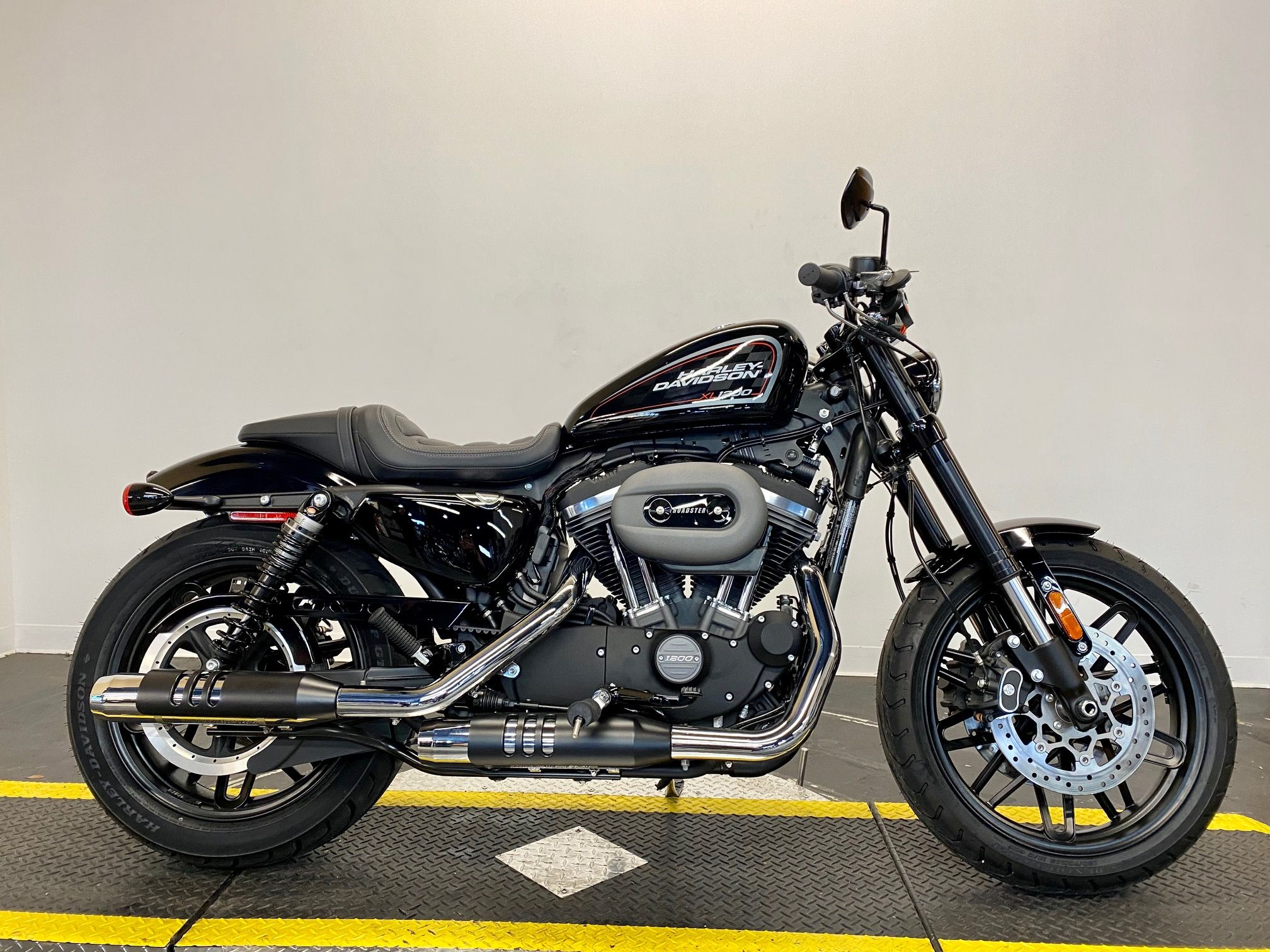 Pre-Owned 2020 Harley-Davidson Roadster XL1200CX