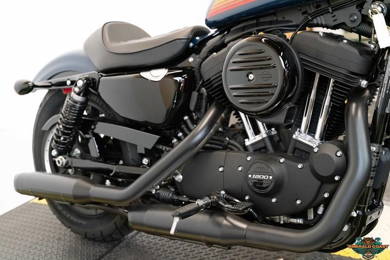 New 2020 Harley-Davidson Iron 1200 XL1200NS