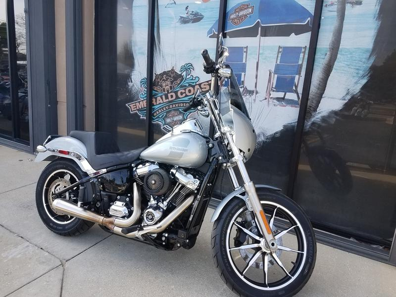 New 2019 Harley-Davidson Low Rider FXLR